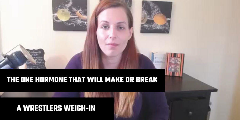 The One Hormone Naturally Present in Wrestlers That Will Make or Break Their Weigh ins